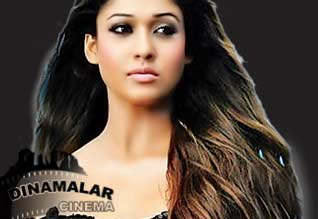 nayantara refused to dance  kuthu songs