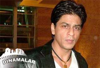 I am safe in india says sharukh khan