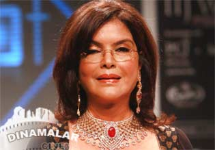 No age limit for love says zeenat aman