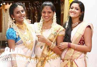 Three heroines debut in tamil film