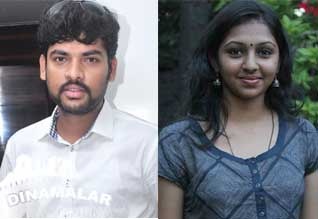 Vimal - Lakshmi menon team up for Manjapai