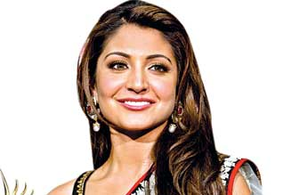 anushka sharma act film withi steavan spilberk