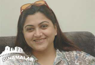 While Reducing age sexual compalint cant reduce says Kushboo