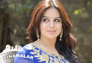 Pooja Gandhi gets election ticket