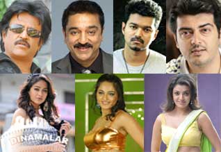 Artists Salary-Rajini-Anushka as top