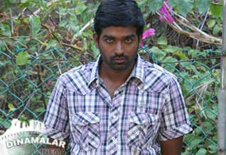 Vijay Sethupathy acting in Pizza-2