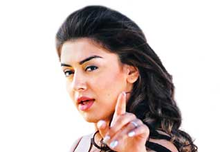 I like idli says Hansika