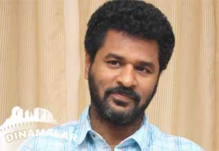 Srilankan actress in prabhu deva film