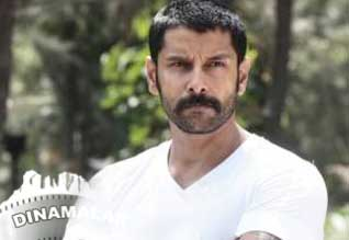 Vikram goes to China for reducing weight