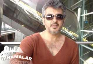 Vishnuvardhan to announce Ajith film title on May-1