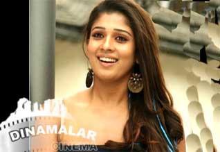 Nayanthara read to play Glamour role!