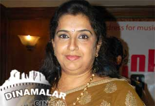 Actress Ambika Annadurai settled in the house!