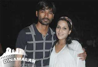 I am a bad husband says Dhanush