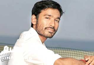 Dhanush in High Speed