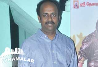 Director Ramanarayanan son in cinema field