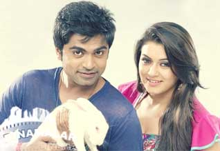 Simbu - Hansika Love confirmed