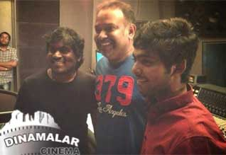 5 Music Directors for 1 Biriyani Song