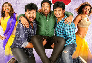 Tamil Cinema Review Kalakalappu 2