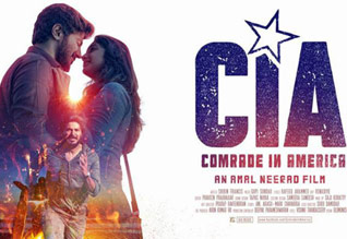 Tamil Cinema Review comrade in america