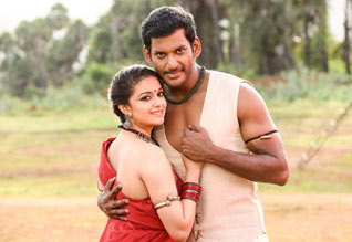 Tamil Cinema Review Sandakozhi 2