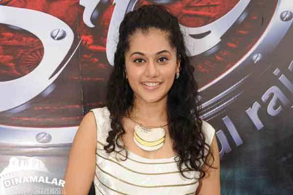 Tamil Cinema Actor/Actres Tapsee pannu
