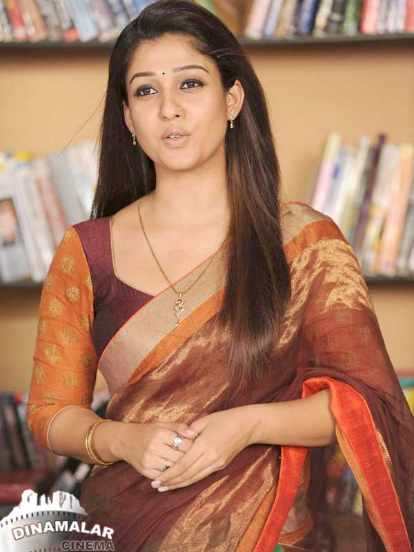 Tamil Cinema Actor/Actres Nayanthara