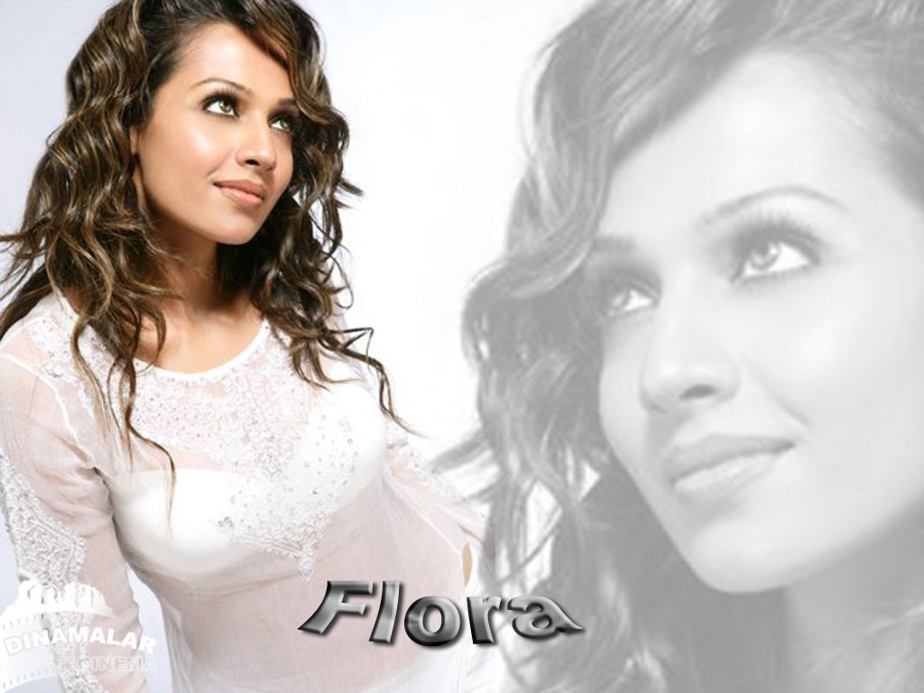 Tamil Actress Wall paper Flora