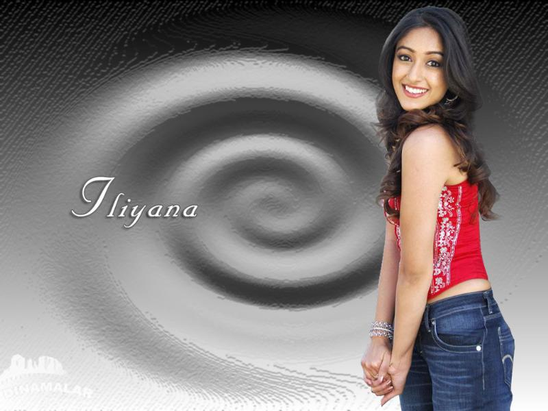 Tamil Cinema Wall paper Ileana