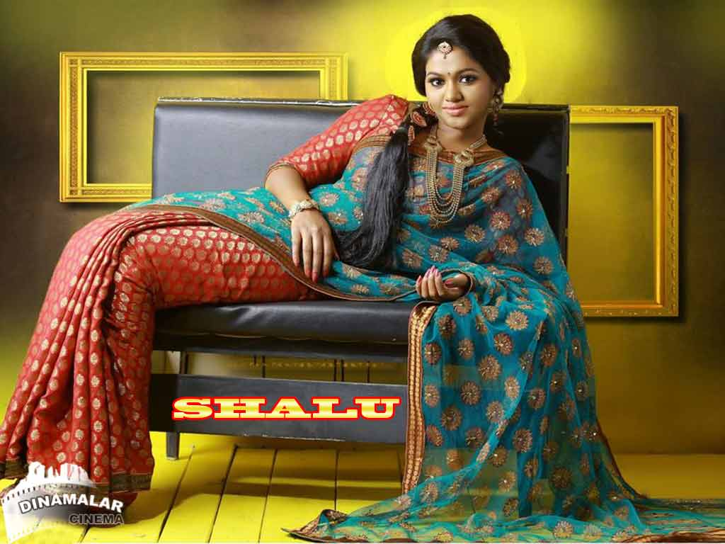 Tamil Actress Wall paper Shalu