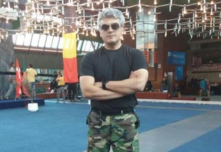 Tamil New Film Vivegam