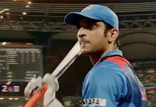 Tamil New FilmMS Dhoni The untold story
