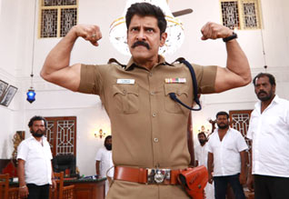 Tamil New Film Saamy 2