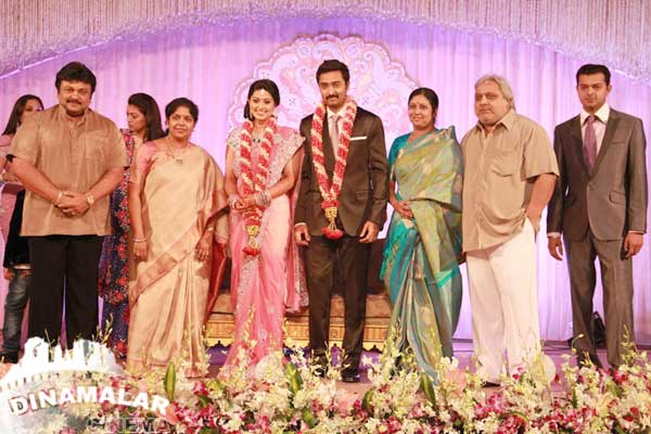 Cine Vila Sneha - Prasanna Wedding Reception