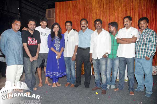 Cine Vila Settai Movie Launch