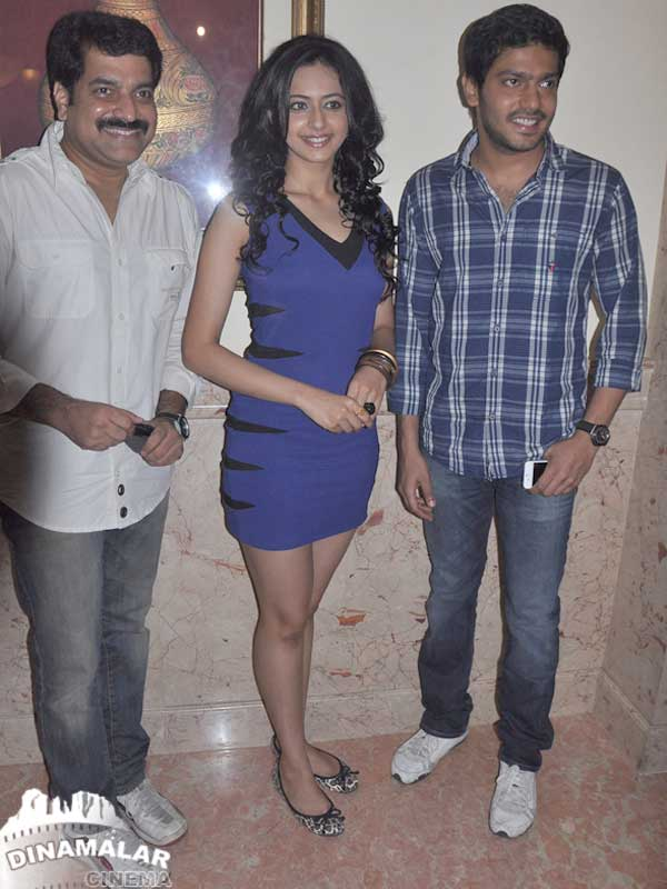 Cine Vila Puthagam Movie Launch