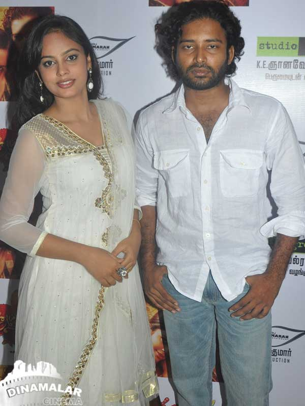Cine Vila Attakathi Press Meet