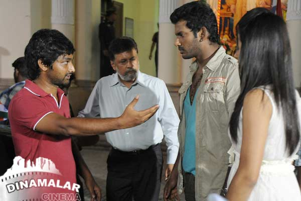 Tamil shooting spotசமர்