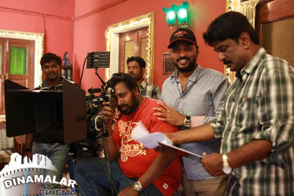 Tamil shooting spotபில்லா-2