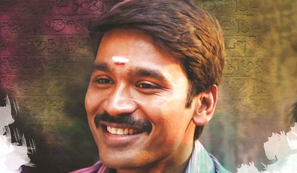 Dhanush-likes-to-act-in-Villain-role