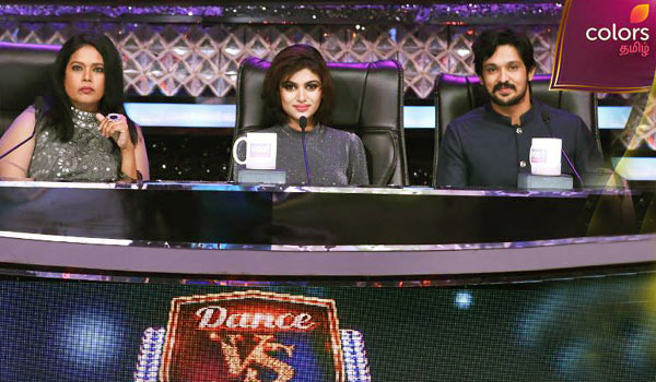 Oviya-also-joints-with-Nakul-in-Dance-show