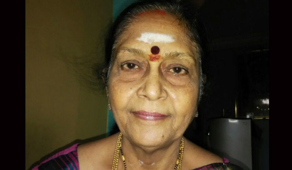 Vetren-Actress-KR-Indira-Passes-away