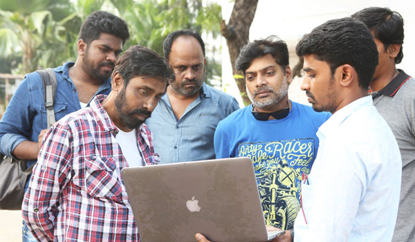Cinematographer-Aravind-Krishna-out-from-Jarugandi-movie