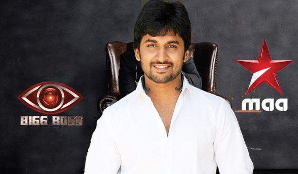 Nani-to-host-Telugu-Bigboss