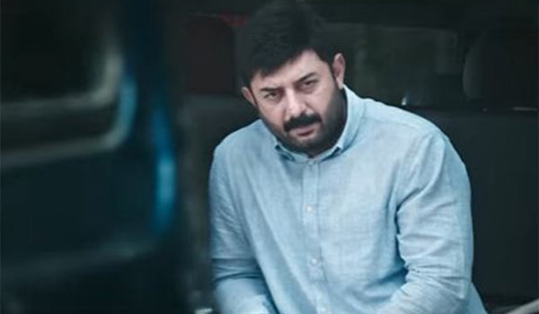 Aravindswamy-tweet-about-Two-days-Protest