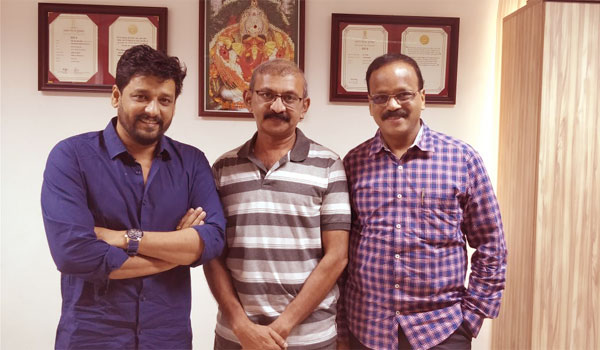Vidharth-joints-in-Jyothika-film