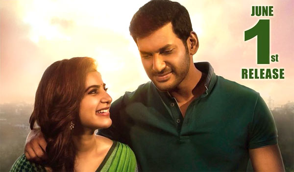 Irumbuthirai-Telugu-releasing-on-June-1