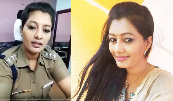 Case-file-against-TV-Actress-Nilani