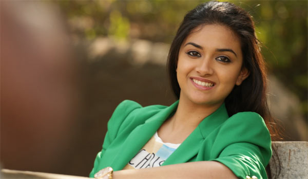 Keerthy-sureshs-sudden-decision