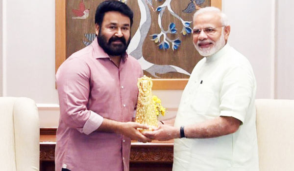 Mohanlal-to-enter-in-Politics