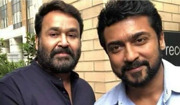 Mohanlal-joints-in-Suriya-Film